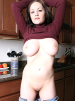 Fat horny lady sucks cock hungrily before hot banging as she kneels on all fours