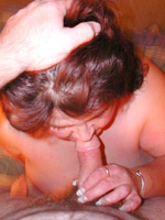 Bbw lovely mom posing outdoors before getting fucked in the bedroom.